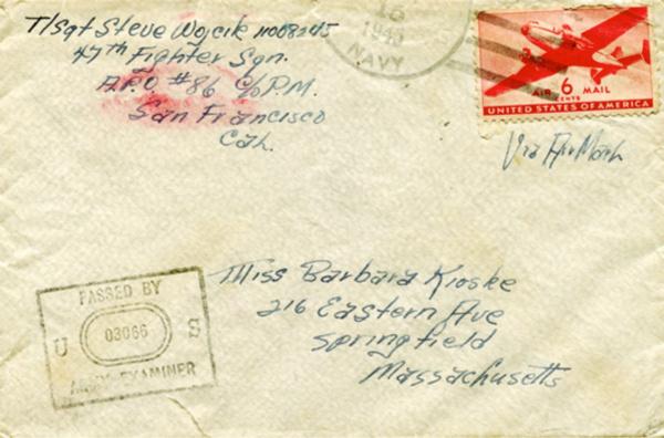 Write Again Soon: Letters from World War II