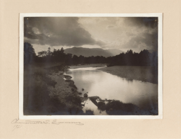 Focusing on Home and Beyond: The Photographs of Chansonetta Stanley Emmons, 1897‐1937