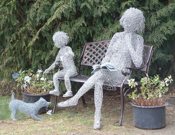 Annual Sculpture Garden Invitational 2013