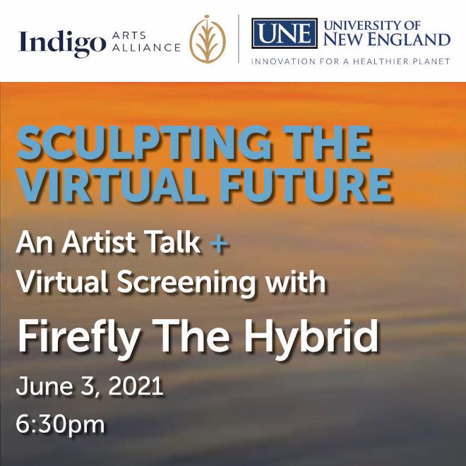 Sculpting the Virtual Future