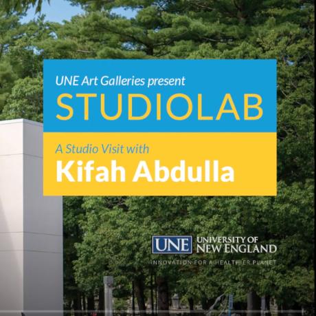 UNE Art Gallery Presents: Studiolab