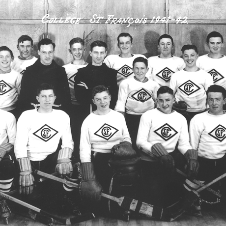 St. Francis Hockey Team 1941-1942