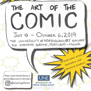 The Art of the Comic