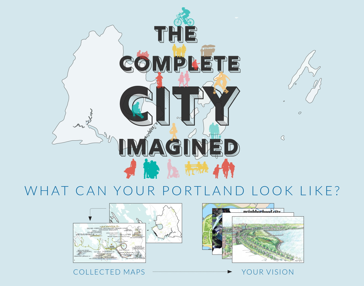 The Complete City: Imagined