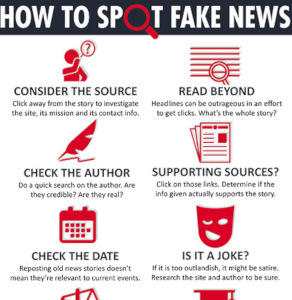 Can You Spot Fake News?