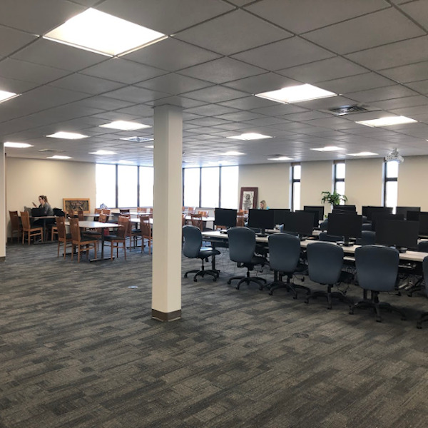 Biddeford Library Renovations