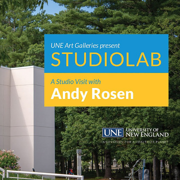 UNE Art Gallery Presents: Studiolab